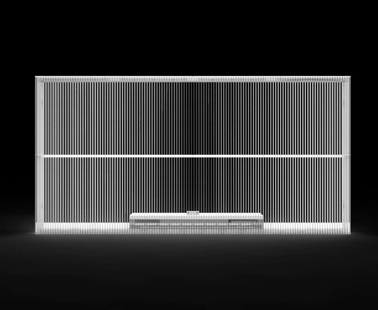 C系列户内光栅屏